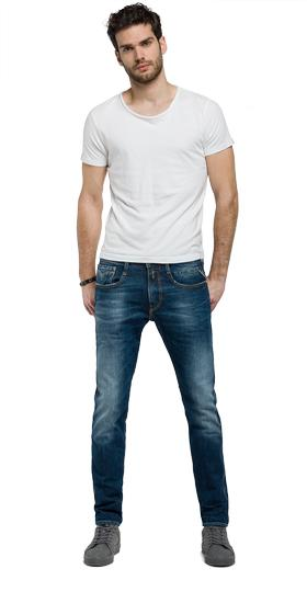 Slim Fit Jeans Anbass m914y .000.93c 140