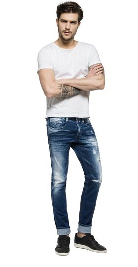 Anbass slim fit jeans m914  .000.21a856r