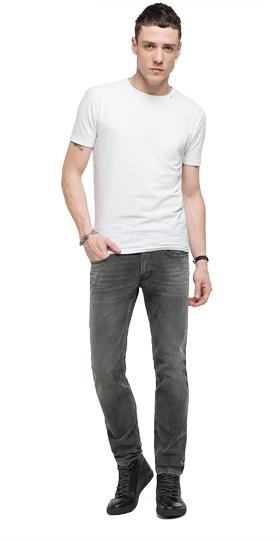 Slim Fit Jeans Anbass m914  .000.333 916