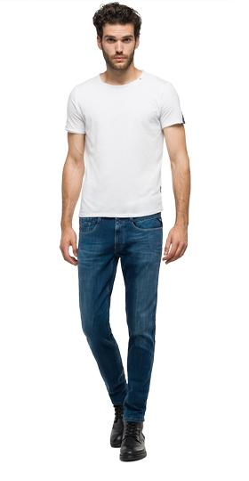 Anbass Slim Fit-Jeans m914  .000.41a 615