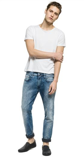 Anbass Hyperfree slim fit jeans m914  .000.49b a01