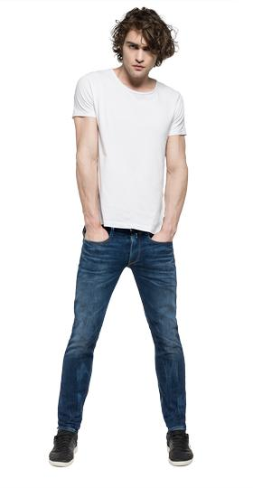 Anbass slim-fit jeans m914  .000.59a 838