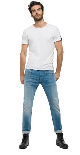 Anbass Hyperflex slim fit jeans m914  .000.661 555