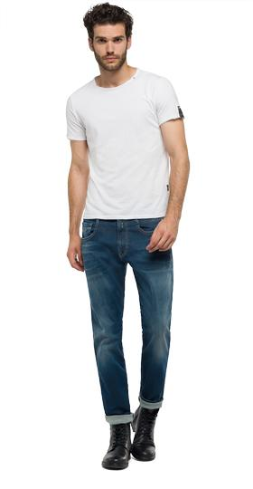 Anbass Hyperflex slim fit jeans m914  .000.661 604