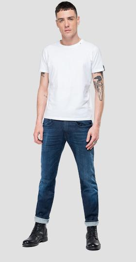 Slim fit Hyperflex Anbass jeans Clouds