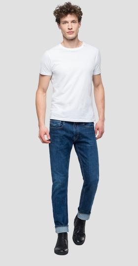 Straight tapered fit Rob jeans