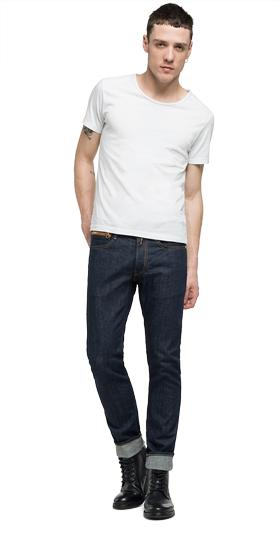 Anbass slim-fit jeans mb914 .000.61c 07