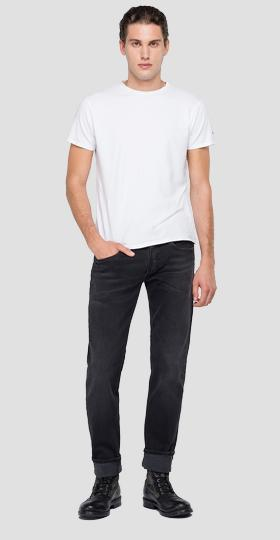 Slim fit Ronas Selvedge Eco Edition jeans