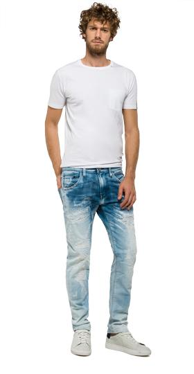 Numasig tapered-fit jeans mr919 .000.21a 954