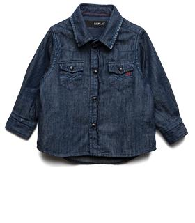 Boys' shirt with elbow patches pb1081.050.40a 293