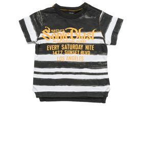 Boys' striped T-shirt pb7523.050.20994