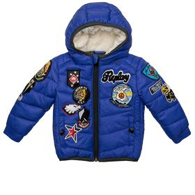 Jacket with patches pb8125.050.80874