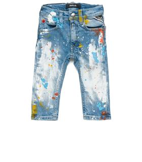 Boys' slim-fit jeans pb9018.079.549 333