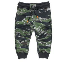 Boys' camouflage sweatpants pb9337.050.22739l