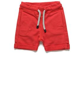Boys' fleece shorts pb9617.050.22739