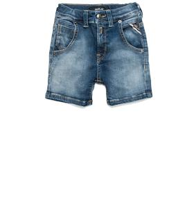 Boys' drop-crotch slim shorts pb9621.050.39c 351