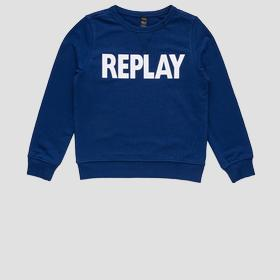 Crewneck REPLAY sweatshirt