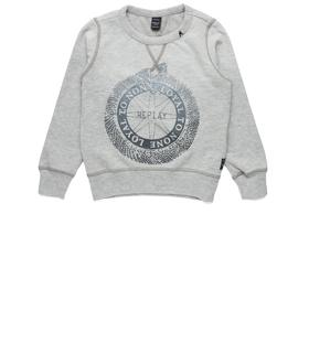 Boys' cotton sweatshirt sb2026.050.22072