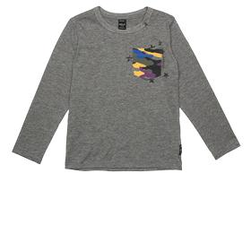 Regular-fit T-shirt with chest pocket sb7102.050.2660