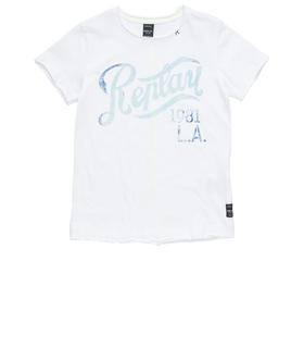 Boys' REPLAY print T-shirt sb7511.050.20994