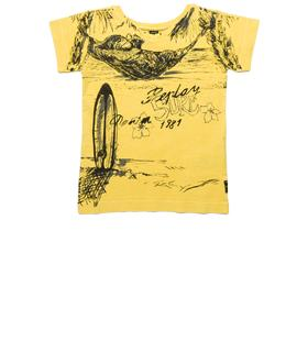 Boys' T-shirt with large print sb7536.050.20512