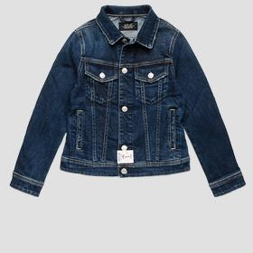 Aged 1 year denim jacket