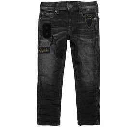 Regular-fit jeans with patches sb9328.059.75c 816