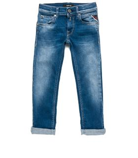 Boys' five-pocket slim-fit jeans sb9329.053.93a 321