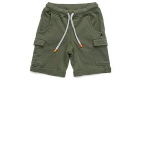 Boys' drop-crotch slim shorts sb9616.050.22739