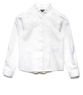 Girls' poplin shirt sg1040.050.80632
