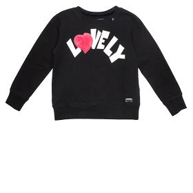 Cotton sweatshirt with patch sg2059.053.20397
