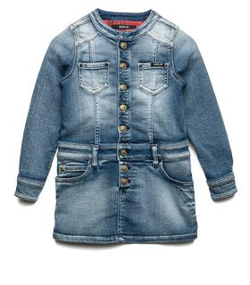 Girls' denim dress sg3832.050.07c 10