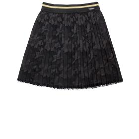 Camouflage pleated skirt sg4450.050.22490