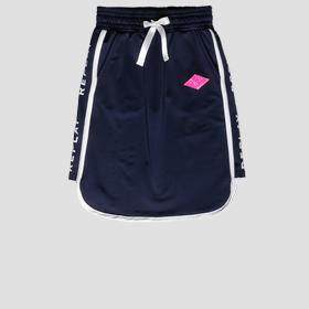 REPLAY skirt with drawstring