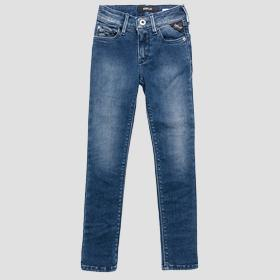 Skinny fit power stretch jeans