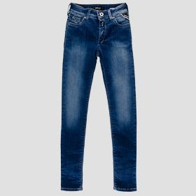 Super skinny fit Gemy Hyperflex Re-Used jeans