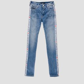 Skinny fit Not Ordinary Girl jeans