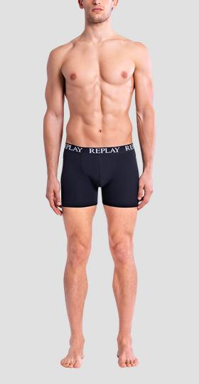 Set of two basic boxer briefs