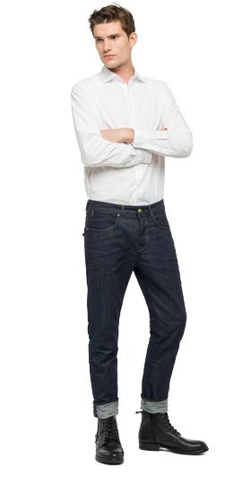 We Are Replay raw denim jeans vu1728.000.v61ch07