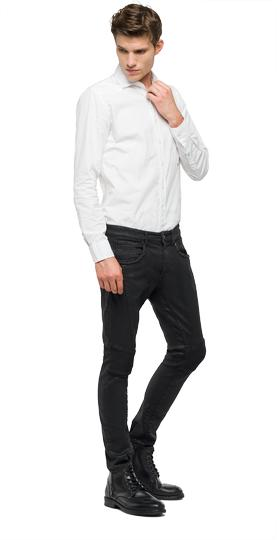 We Are Replay black power jeans vu1730.000.v437h04