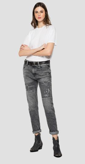 Boy fit Marty Rose Label jeans