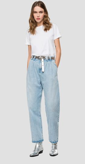 Carrot fit Monick jeans