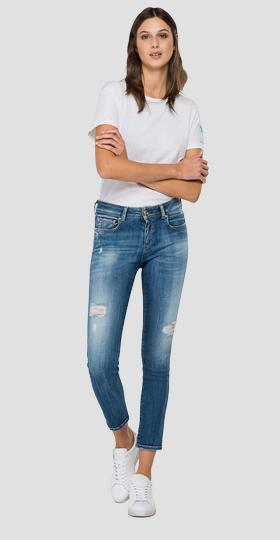 ROSE LABEL slim fit Faby jeans