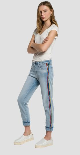 Sophir carrot-fit jeans
