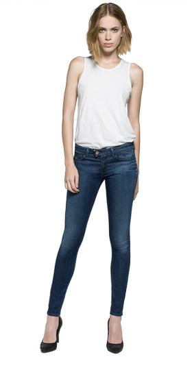 Super skinny fit Touch jeans wa640 .000.47c t03