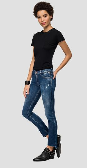 Cropped fit Dominiqli jeans
