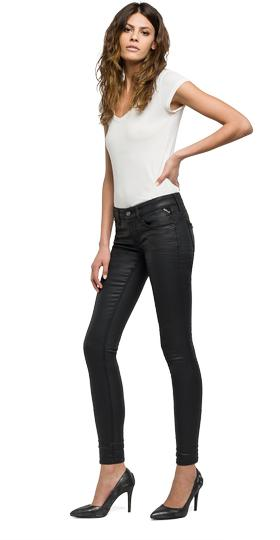 Luz Back Zip skinny-fit jeans wax689.000.13a 06