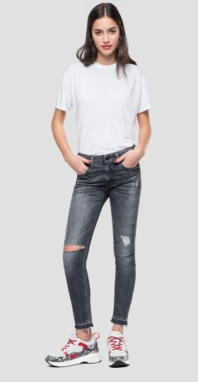Skinny high waist fit Luz jeans