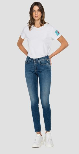 Skinny fit New Luz jeans