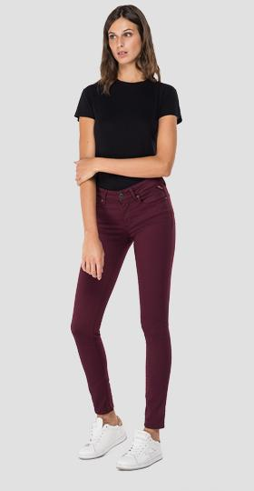 Skinny fit New Luz Hyperflex Color jeans